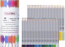 meilleurs crayons d'aquarelle