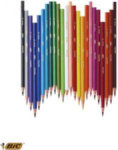 meilleurs crayons de couleur