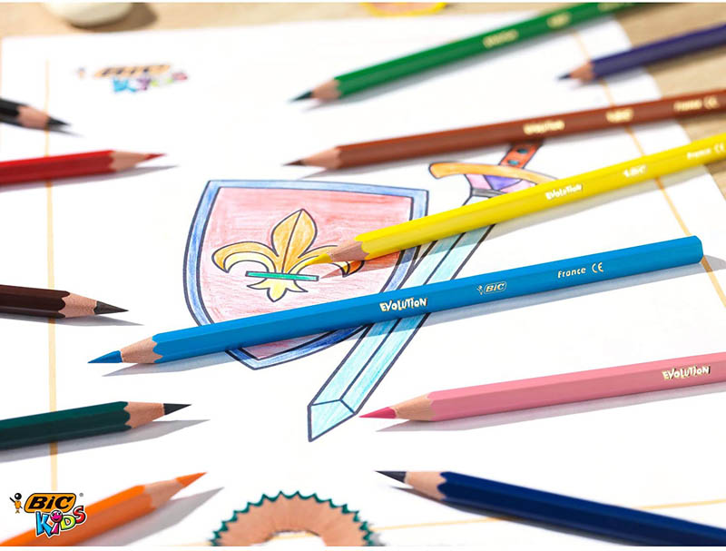 ᐅ Les 3 meilleurs crayons de couleur en 2021 !