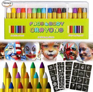 meilleurs maquillages pour enfants
