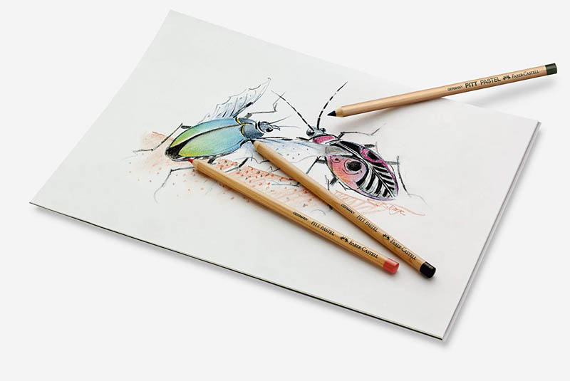 ᐅ Les 3 meilleurs crayons pastel en 2021 !