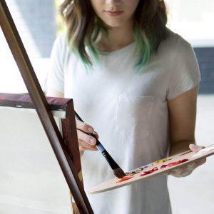 meilleures peintures acryliques