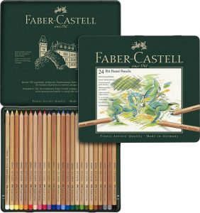 meilleurs crayons pastel
